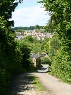 Blockley village