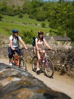 Lots of activites, including cycling on the nearby Monsal Trail, secure bike storage provided