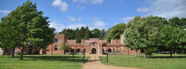 Felbrigg Hall - Just a very short drive to visit this National Trust property.