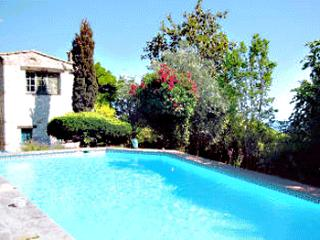 3 bedroom Villa in Tourettes-sur-Loup, Cote D Azur, France : ref 2000036