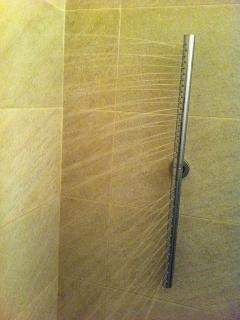 hydro-massage in the emotional shower