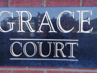 Grace Court - seconds walk from central Southsea but quietly tucked away