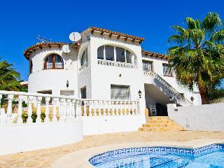 Villa Merced, Calpe