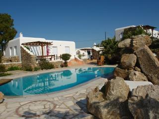 Villa Daphne, Mykonos-Stadt