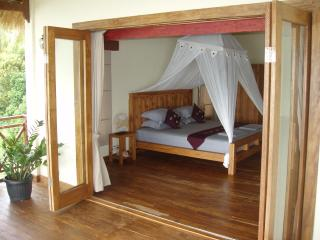 Master Bedroom with King Size Teak Bed