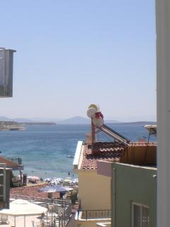 Balcony Side Sea View