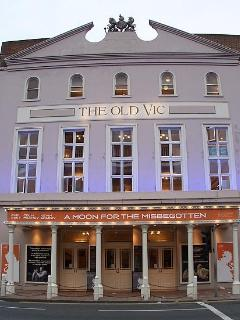 Old Vic Theatre - walk in 5 minutes
