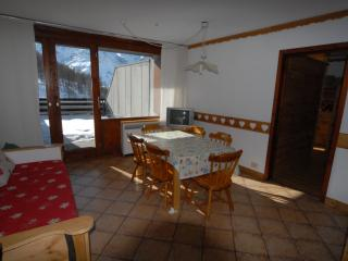 Cervinia front slope apartment