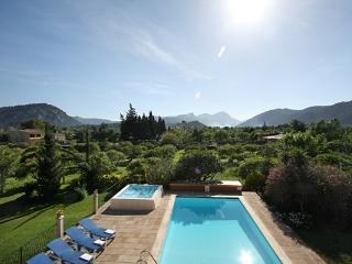 6 bedroom Villa in Pollenca, Balearic Islands, Spain : ref 5184588