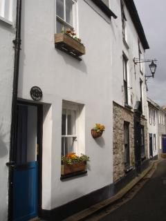 Charming cottages in narrow streets, Cawsand