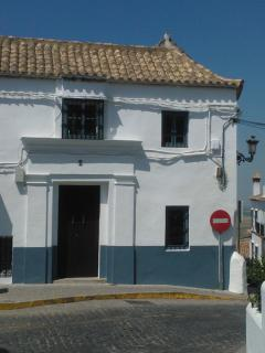Front of Casa