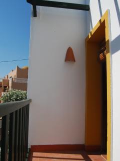 Balcon/terraza dormitorio 2