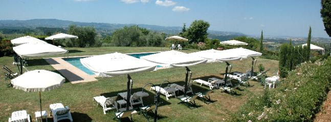 Panoramic 162 square meters swimming pool