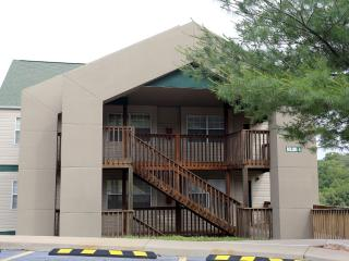 Branson Condo Rental | Eagles Nest | Indian Point | Silver Dollar City | Pool | Hot Tub (0410602)