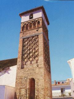 Moorish Church in Archez