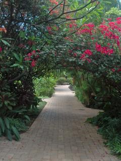 Beautiful Landscaped Grounds