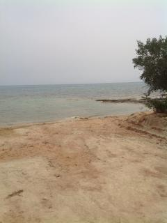 Our small private beach!!!