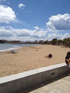Mazzaron beach
