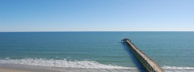 Oceanfront Balcony Direct View