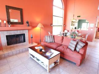Lovely 2BR Borrego Springs Townhouse w/ Spectacular Views of the Borrego Valley at Rams Hill Country Club!