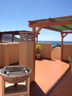 Your very own roof terrace with amazing views