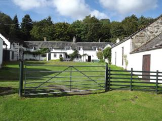 Morenish House, by Killin, Loch Tay - great for a family/ friends get-together!