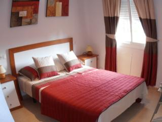 Nice and bright main bedroom
