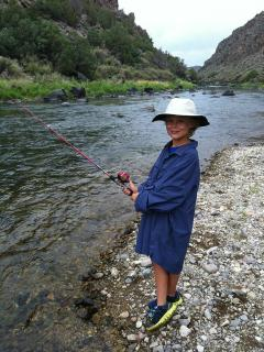 wonderful fishing abounds for young, old and anywhere in between!
