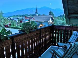 Balcony Apartment, Bled