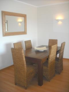 Dining area of Lounge / Diner from private balcony