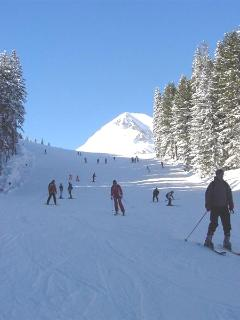 Great skiing for families