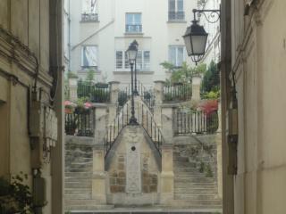 Montmartre apartment, Parijs