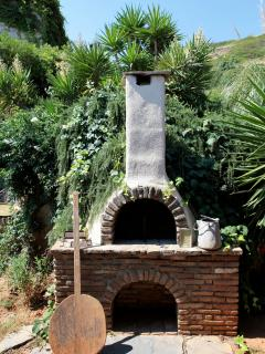 Traditional Greek Bread Oven