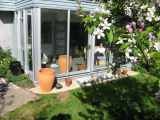 ApTrAp's conservatory window - doors