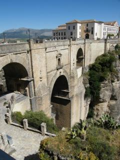 Ronda Bridge and Viaduct