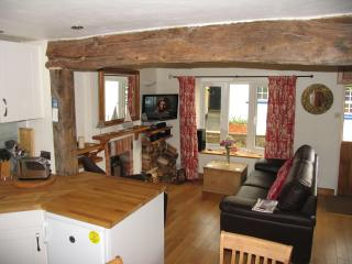 The huge original beam