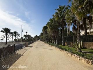 Beachfront Promenade