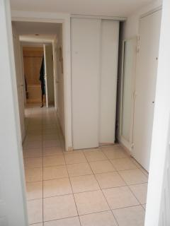 Hall and corridor