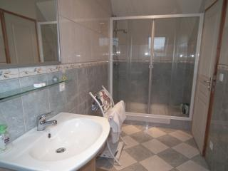 Shower room to Master Bedroom