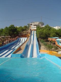 Quesada Aqua Park