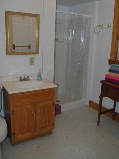 3 bedroom suite downstairs full bathroom