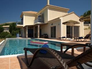 High-End Luxury Villa, Private Pool, Stunning Sea Views, 500m To A Sandy Beach