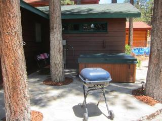 Chalet Dubois-hot tub, wifi,pets are welcome!, Big Bear City
