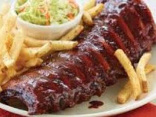 Best saucy ribs in town