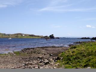 Surnaig Bay.