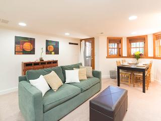 Sweet Lincoln Suite - A Lovely Capitol Hill 1BR Apartment *Perfect Launching Pad for D.C. Travel*