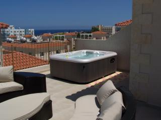 Hot Tub Roof Terrace