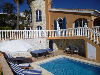 Beautiful Andalusian villa with amazing sea views, Mijas