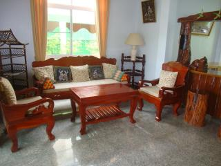 Thai style furnished lounge