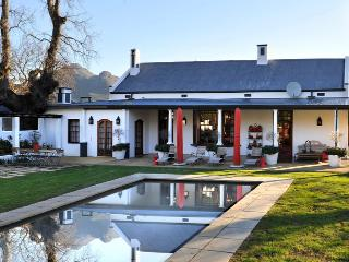 Le Manoir - Two Bedroom - French Heritage, Franschhoek